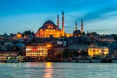 Tige Pasha Mosque de ¼ de RÃ Images libres de droits
