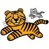 Tiger Stockbilder