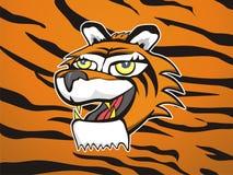 Tiger Lizenzfreie Abbildung