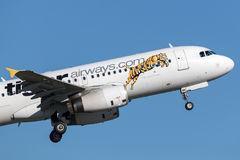 Tiger Airways Tigerair Airbus A320 aircraft. royalty free stock photo