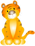 Tiger Baby Stock Images