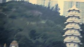 Tiger Balm Garden-pagode stock video