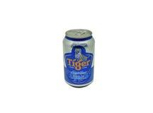 Tiger Beer Fotografía de archivo libre de regalías