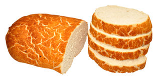Tiger Bread Bloomer Loaf Royalty Free Stock Photos