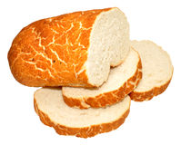 Tiger Bread Bloomer Loaf Royalty Free Stock Photography