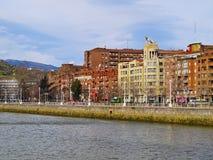 Tiger Building en Bilbao Fotografía de archivo