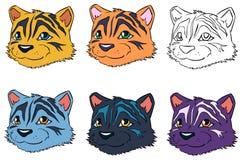 Tiger cartoon Stock Photo