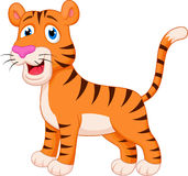 Tiger cartoon Stock Photo