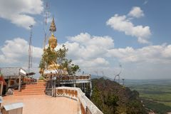 Tiger Cave Temple Stock Photography