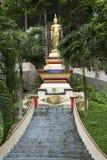 Tiger Cave Temple, Krabi, Tha?lande photo stock