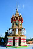 Tiger Cave Temple or Wat tham sua in Kanchanaburi Thailand Royalty Free Stock Photography