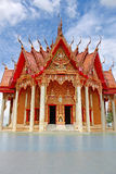 Tiger Cave Temple or Wat tham sua in Thailand Royalty Free Stock Image