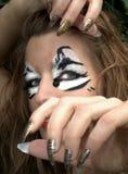 Tiger claws! Stock Photos