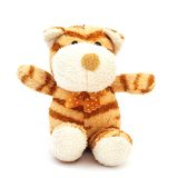 Tiger doll Royalty Free Stock Photography