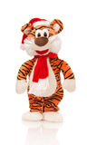 Tiger fur toy Royalty Free Stock Photography