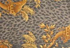 Tiger fur wallpaper Royalty Free Stock Image
