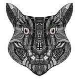 Tiger head image Stock Image