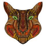 Tiger head image Stock Photos