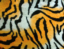 Tiger hide Royalty Free Stock Images
