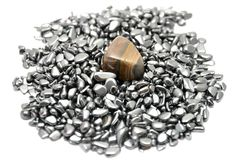 Tiger iron  mineral Royalty Free Stock Photo