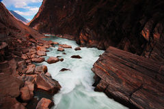 Tiger Leaping Gorge Stock Image