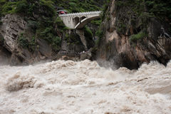 Tiger Leaping Gorge - 3 Royalty Free Stock Photos