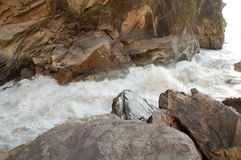 Tiger Leaping Gorge Royalty Free Stock Photo