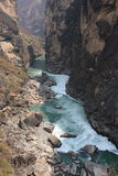 The Tiger-Leaping Gorge Royalty Free Stock Image