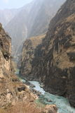 The Tiger-Leaping Gorge Stock Image