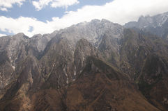 Tiger Leaping Gorge - Yunnan - China fotos de archivo
