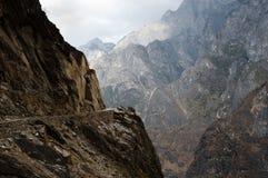 Tiger Leaping Gorge - Yunnan - China Stock Image