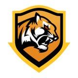 Tiger Logo Template Photo stock