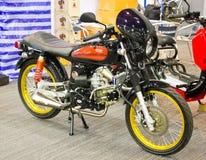 Tiger Motorcycles model PDK RS-1. Stock Image
