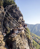 Tiger Nest Bhutan Stock Photos