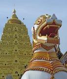 Tiger pagoda Royalty Free Stock Photo