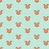 Tiger pattern. Stock Photos