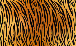 Tiger. Pattern texture repeating seamless. Stock Photos