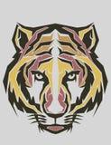 Tiger Popart Lizenzfreie Stockbilder