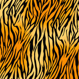 Tiger print background Stock Images