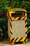 Tiger Print Bin Stock Photography