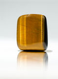 Tiger's eye gem Stock Photos