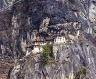 Tiger's nest, Bhutan Stock Image