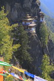 Tiger's Nest, Taktsang Monastery, Bhutan Royalty Free Stock Image