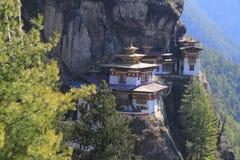 Tiger's Nest, Taktsang Monastery, Bhutan Stock Photography