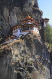 Tiger's Nest, Taktsang Monastery, Bhutan Royalty Free Stock Images