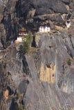 Tiger's Nest, Taktsang Monastery, Bhutan Royalty Free Stock Photography