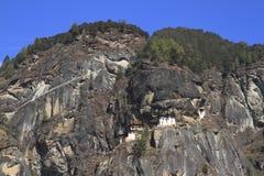 Tiger's Nest, Taktsang Monastery, Bhutan Stock Photos
