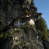 Tiger's Nest 1 Stock Image