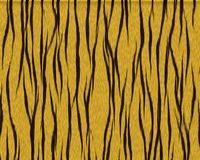Tiger shaggy short fur. Textured background stock illustration