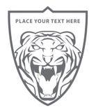 Tiger. Sign illustrator design .eps 10 Stock Photos